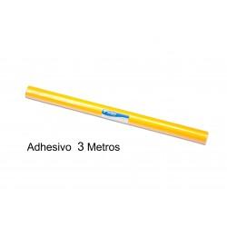 ROLLO ADHESIVO SADIPAL AMARILLO 0,5 x 3 M