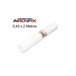 ROLLO AIRONFIX BLANCO Brillo 0,45 x 2 M