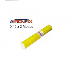 ROLLO AIRONFIX AMARILLO Brillo 0,45 x 2 M