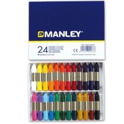 Ceras Manley colores