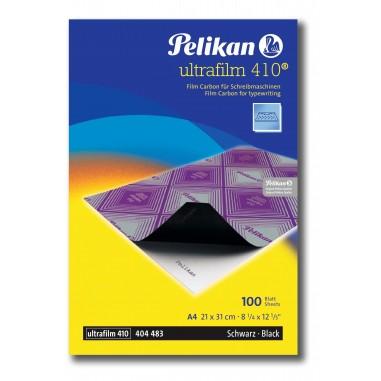 Papel Carbón Pelikan Ultrafilm A4 100H