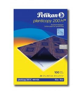 Papel Carbón Pelikan Plenticopy Azul A4 100H