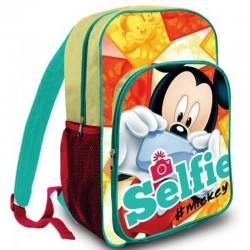 MOCHILA MICKEY/MINNIE ADAPTABLE 40 CM