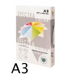 PAPEL A3 SPECTRA CREMA 80GR 500H