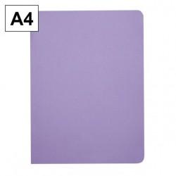 SUBCARPETA A4 Makro Paper 200GR. LILA/50U