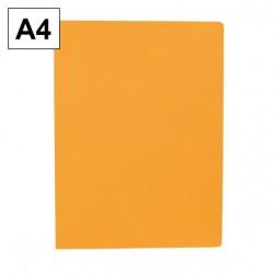 SUBCARPETA A4 Makro Paper 200GR. NARANJA/50U