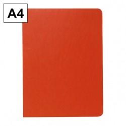 SUBCARPETA A4 Makro Paper 200GR. ROJO/50U