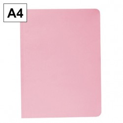 SUBCARPETA A4 Makro Paper 200GR. ROSA/50U