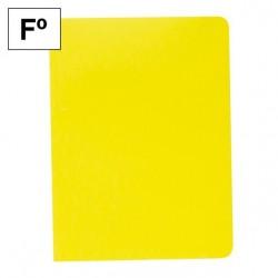 SUBCARPETA FOLIO Makro Paper 200GR. AMARILLO/50U