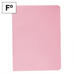 SUBCARPETA FOLIO Makro Paper 200GR. ROSA/50U