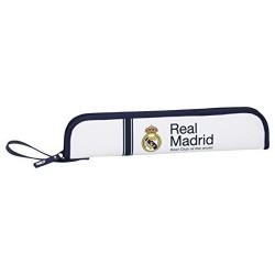 PORTAFLAUTAS REAL MADRID GREY