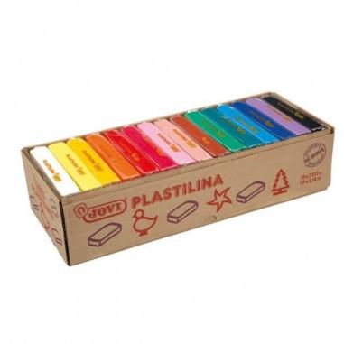 Plastilina Jovi colores surtidos Nº 72