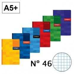 LIBRETA A5 CAMPUS 48H Nº46 90GR P/5