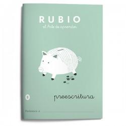 CUADERNO RUBIO ESCRITURA 0/10UD