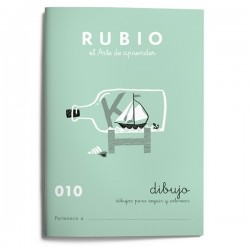 CUADERNO RUBIO ESCRITURA 010/10UD