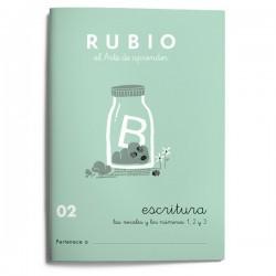 CUADERNO RUBIO ESCRITURA 02/10UD