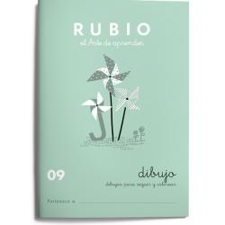 CUADERNO RUBIO ESCRITURA 09/10UD