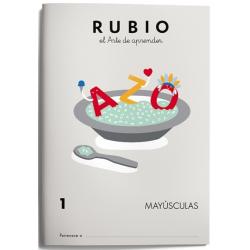 CUADERNO RUBIO MAYUSCULAS 1