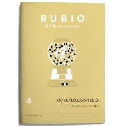 CUADERNO RUBIO PROBLEMAS 4/10UD