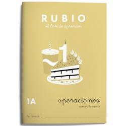 CUADERNO RUBIO PROBLEMAS 1-A