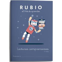LECTURAS COMPRENSIVAS RUBIO +7 AÑOS