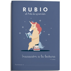 LECTURAS COMPRENSIVAS RUBIO +4 AÑOS