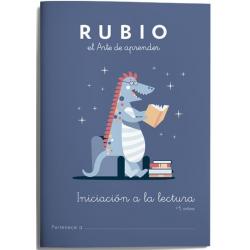 LECTURAS COMPRENSIVAS RUBIO +5 AÑOS