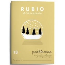 CUADERNO RUBIO PROBLEMAS 13