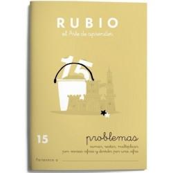 CUADERNO RUBIO PROBLEMAS 15