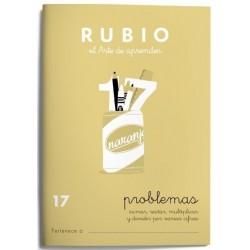 CUADERNO RUBIO PROBLEMAS 17