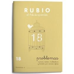 CUADERNO RUBIO PROBLEMAS 18