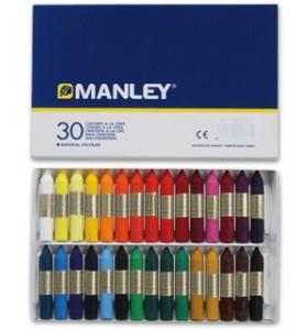 CERAS MANLEY 30 COLORES