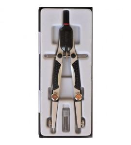 Compás Rotring Micrométrico