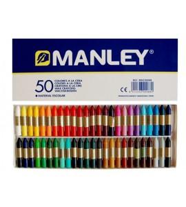 CERAS MANLEY 50 COLORES