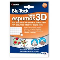 SOBRE BLU-TACK MINIESPUMA 3D