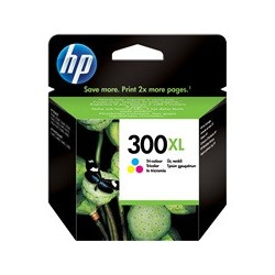 CARTUCHO HP 300 XL TRICOLOR