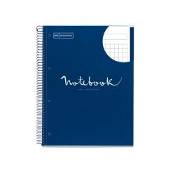 BLOC NOTEBOOK A4 200H 8 COLORES