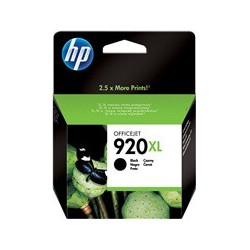 CARTUCHO HP 920 XL NEGRO