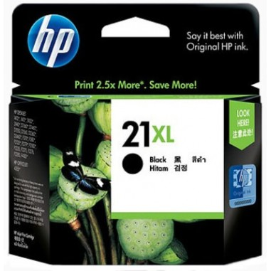 CARTUCHO HP 21 XL