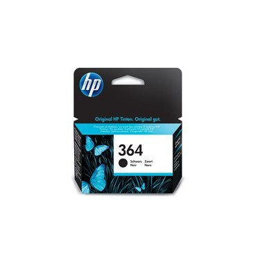 CARTUCHO HP 364 NEGRO