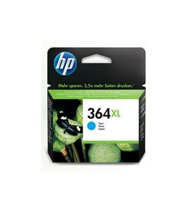 CARTUCHO HP 364 XL Cyan