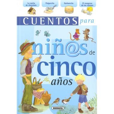 CUENTOS PARA NIÑOS/AS DE 5 AÑOS