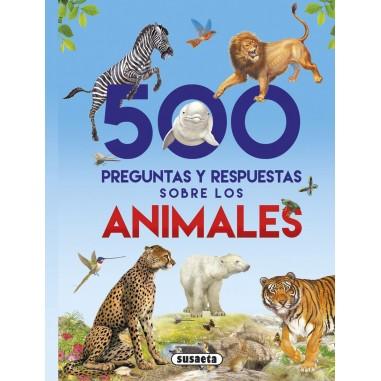 500 PREGUNTAS SOBRE ANIMALES