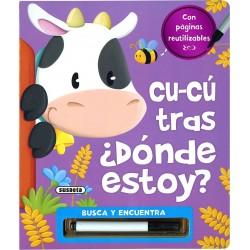 CU-CU TRAS ¿DONDE ESTOY?