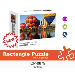 PUZZLE 1000P HOT AIR BALLOON