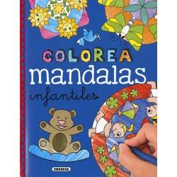 COLOREA MANDALAS INFANTILES