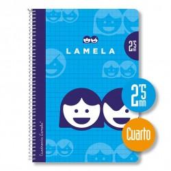 BLOC LAMELA 4º 40H 2,5MM 07002 P/10