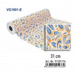 BOBINA PAPEL REGALO 31CMx85M VG1801