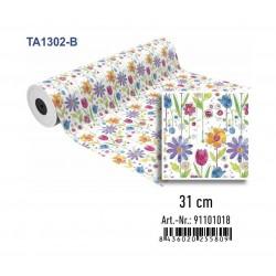 BOBINA PAPEL REGALO 31CMx85M TA1302