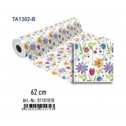 BOBINA PAPEL REGALO 62CMx85M TA1302
